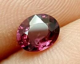 0.80 Crt Burma Spinel Natural High quality Gemstone   Jl123