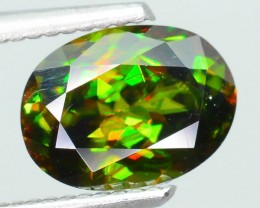 GiL Certified 2.6 ct AAA Color Sphene SKU.2