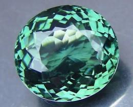 Green Tourmaline 4.21 ct Brasil