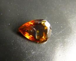 0.83ct Golden Tourmaline , 100% Natural Gemstone