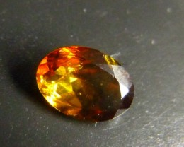 0.72ct Golden Tourmaline , 100% Natural Gemstone