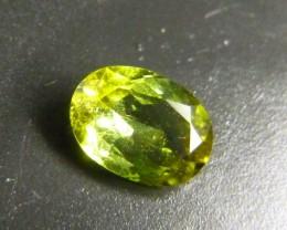 0.81ct Chrome Tourmaline , 100% Natural Gemstone