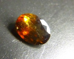 0.62ct Golden Tourmaline , 100% Natural Gemstone