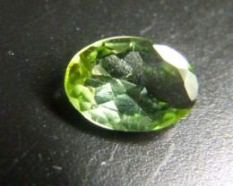 0.61ct Chrome Tourmaline , 100% Natural Gemstone