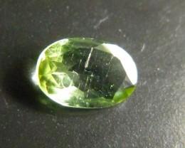 0.61ct Chrome Tourmaline , 100% Natural Gemstone