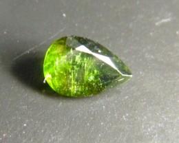 0.62ct Chrome Tourmaline , 100% Natural Gemstone