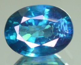 0.85 CT NATURAL TOP QUALITY GREEN TOPAZ