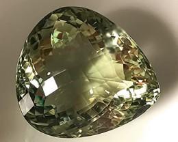 70.00ct REGAL Green Amethyst  (Prasiolite) - TOTALLY STUNNING GEM/JEWEL