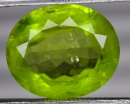 6.60 CT NATURAL TOP QUALITY PERIDOT
