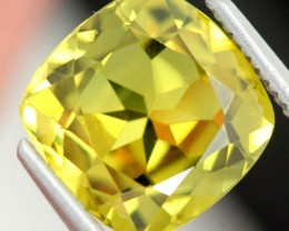 4.98 CTS -CERTIFIED  NATURAL AUSTRALIAN YELLOW SAPPHIRE [SAP501]