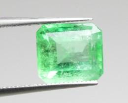 Natural Emerald - 1,74 ct - Gemstone
