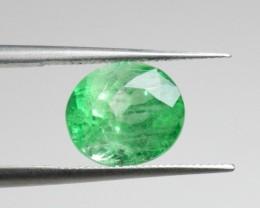 Natural Emerald - 1,83 ct - Gemstone