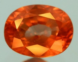 2.03 ct Natural Color Change Malaya Garnet SKU.1