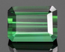 6.86 ct VERDELITE TOURMALINE - MASTER CUT!   FLAWLESS!