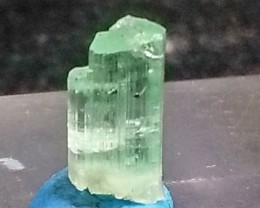 2.15CT Natural - Unheated Green  Emerald Crystal