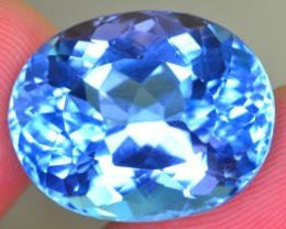 31 CT NATURAL TOP QUALITY SWISS TOPAZ