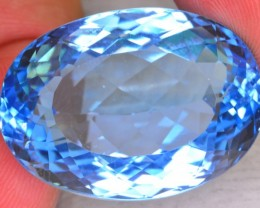 81.90 CT NATURAL EXTREMELY HUGE SIZE SWISS TOPAZ