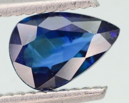 1.17 ct Natural Unheated Blue Sapphire SKU.2