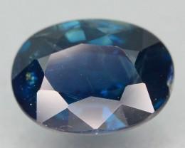 1.61 ct Royal Blue Unheated Blue Sapphire SKU.2