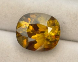 3.08 Carat Very Fine Oval Cut Sphene