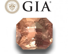 GIA Certified Natural Padparadscha |Loose Gemstone|New| Sri Lanka