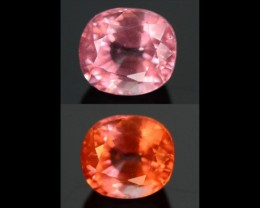 2.46 ct Natural Color Change Malaya Garnet SKU.1