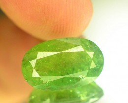6.20  ct Natural Demantoid Garnet w Horsetail Inclusion