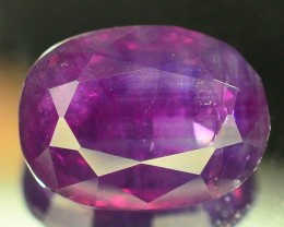 3.60 ct Natural Untreated Pink Kashmir Sapphire