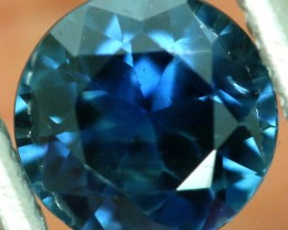 0.7 CTS AUSTRALIAN BLUE SAPPHIRE FACETED  PG-2272
