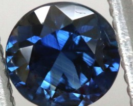 0.80 CTS AUSTRALIAN BLUE SAPPHIRE FACETED  PG-2274