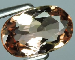 1.45 Cts Attractive Natural Rare Color Tourmaline Gemstone NR!!!