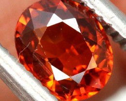 0.95 CTSGARNET SPESSARTITE FACETED PG-2275
