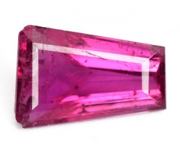 *FANCY* 0.99 Cts Natural Sweet Pink Rubelite Tourmaline Mozambique