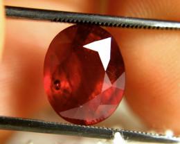 6.92 Carat  Ruby - Fiery and Beautiful