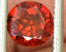 0.95 CTS MALAYA GARNET FACETED STONE PG-2290