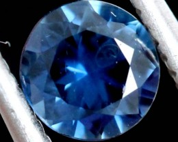 0.5 CTS AUSTRALIAN BLUE SAPPHIRE FACETED  PG-2291