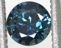 0.6 CTS AUSTRALIAN BLUE SAPPHIRE FACETED  PG-2301