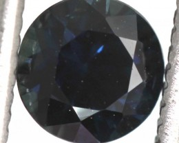 0.6 CTS AUSTRALIAN BLUE SAPPHIRE FACETED  PG-2302