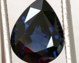 2.1 CTS AUSTRALIAN BLUE SAPPHIRE FACETED  PG-2303