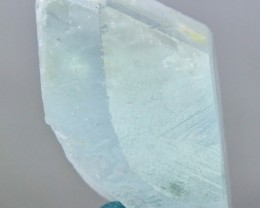 51  CT Natural Water blue Aquamarine Crystal