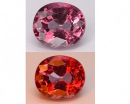 2.01 ct Natural Color Change Malaya Garnet SKU.1