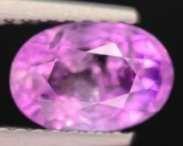 Pink Tanzanite 1.59 ct Unheated and Untreated Supreme Rare SKU-2