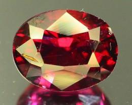 2.95 ct Natural Red Rhodolite Garnet~Afghanistan