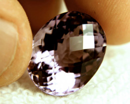 17.97 Carat VVS Cushion Cut Brazil Amethyst