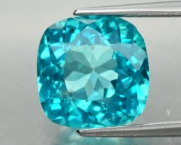 VERY NICE NATURAL PARAIBA TOPAZE 9mm