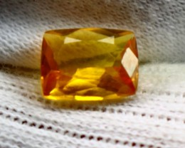 1.20 cts Unheated & Superb Quality Yellow Helidor Gemstone