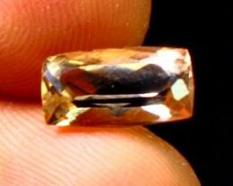 2.50 Ct Natural Unheated & Superb Quality Yellow Helidor Gemstone
