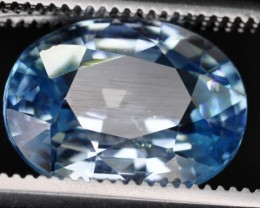 4.05 CT NATURAL TOP QUALITY UNTREATED ZIRCON