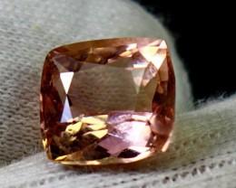 3.50 ct Natural  unheated morganite gemstones