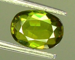 Natural Green Sphene SM-1